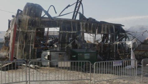 Mid-City fire destroys local businesses