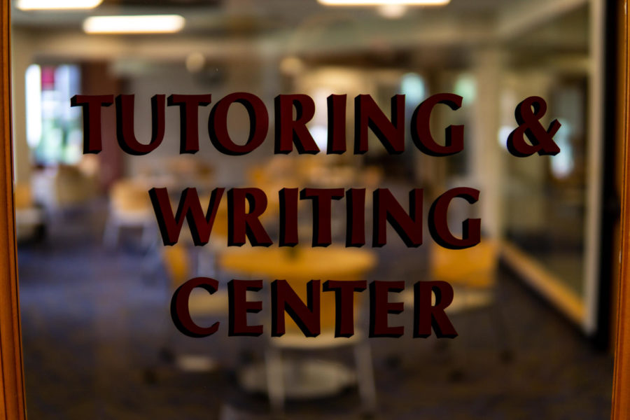The+tutoring+and+writing+center+is+housed+in+the+new+success+center+and+provides+peer+tutoring+and+proofreading+services+to+students.+Photo+credit%3A+Jacob+Meyer