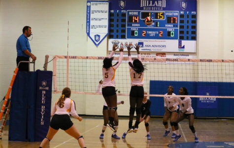 Loyola volleyball takes three out of four at Dillard Classic