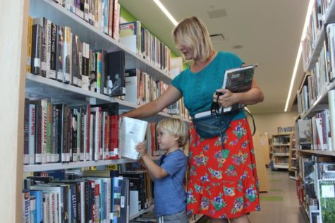 Nora Navra Library reopens after being destroyed by Hurricane Katrina
