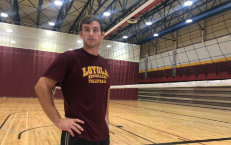Record-breaking volleyball coach joins team