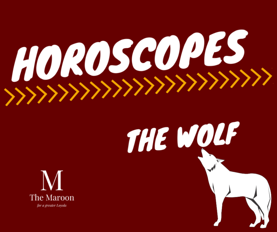The Wolf horoscopes for the soul