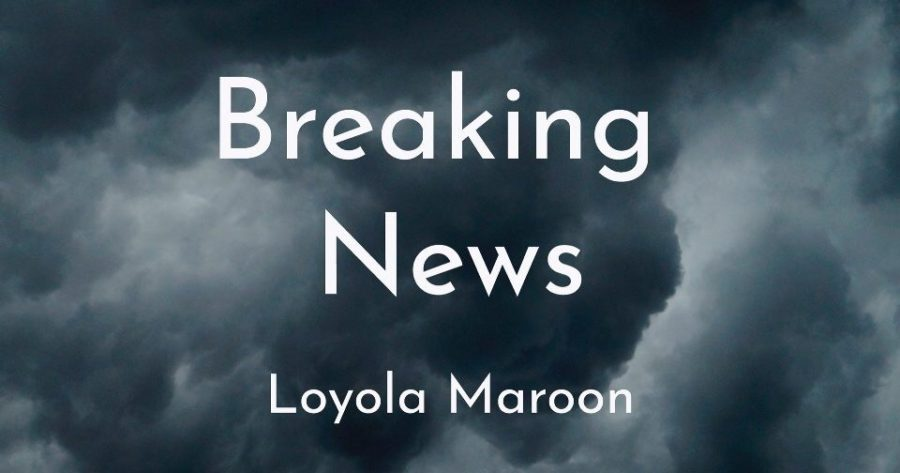 Loyola classes and operations to resume on Wednesday, Sept. 5