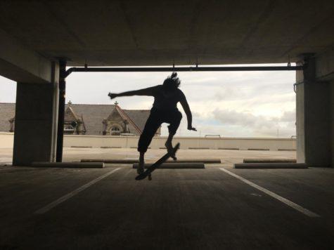 Meet the Tulane & Loyola skateboarders