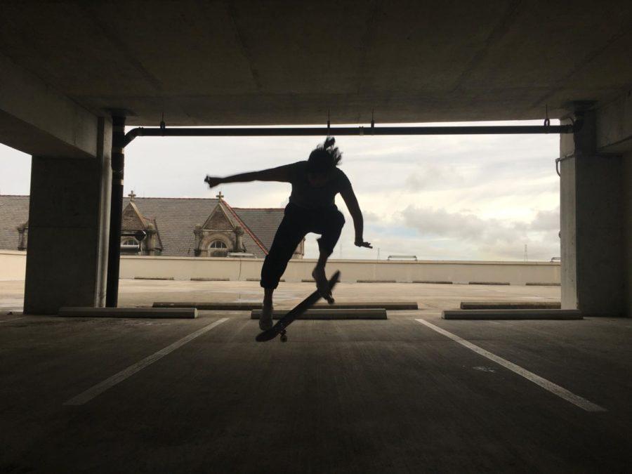 Tulane Skaters