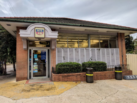 Rite Aid closures could affect students