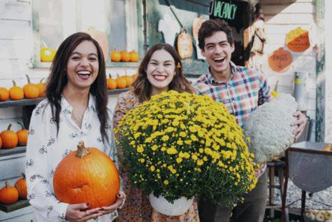 Loyola senior runs pumpkin patch with family