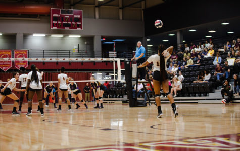 Wolf Pack Volleyball 2019 Schedule Preview