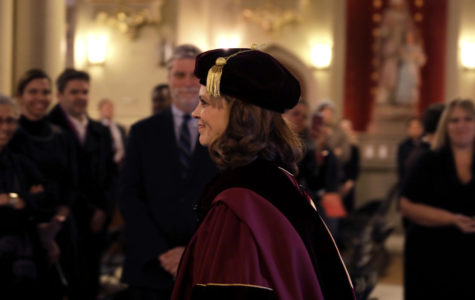 Gallery: Loyola celebrates its 17th president
