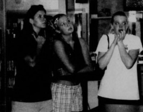 Sept. 14, 2001: Loyola students react to 9/11 attack