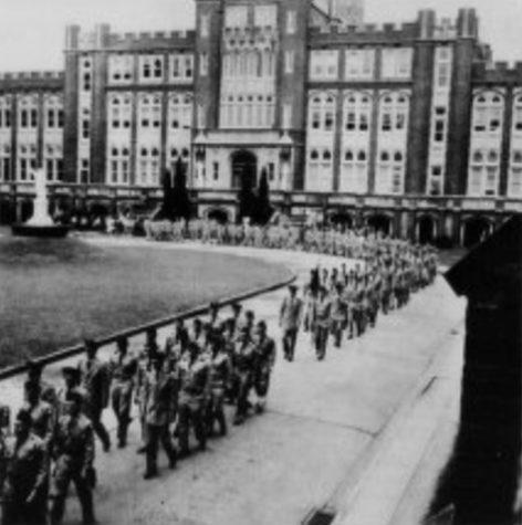 Dec. 1963: Loyola honors JFK
