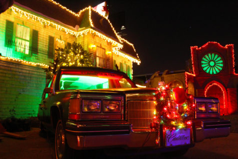 December welcomes Nola Krampus-style haunted house