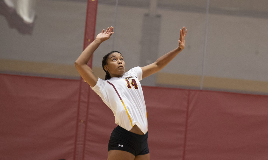 loyola volleyball
