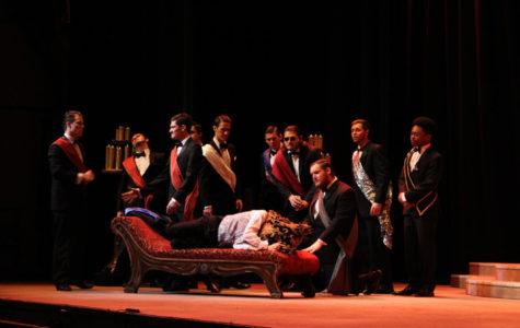 'Cendrillon' comes to Loyola