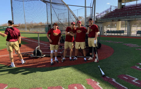 Baseball team looks to improve with young team