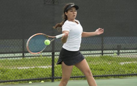 Women's tennis team receives highest ranking in program history