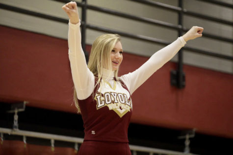 Willis adds fresh perspective for Loyola's dance and cheer teams