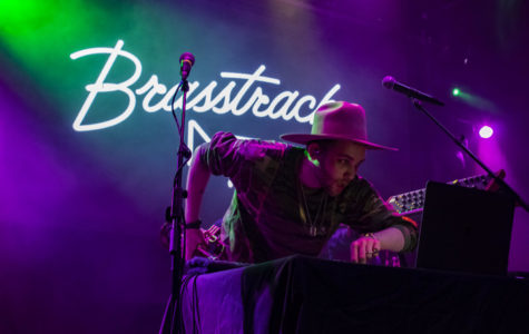 "Review: Brasstracks' Vibrant tour brings ""future brass"" sound to the Big Easy"