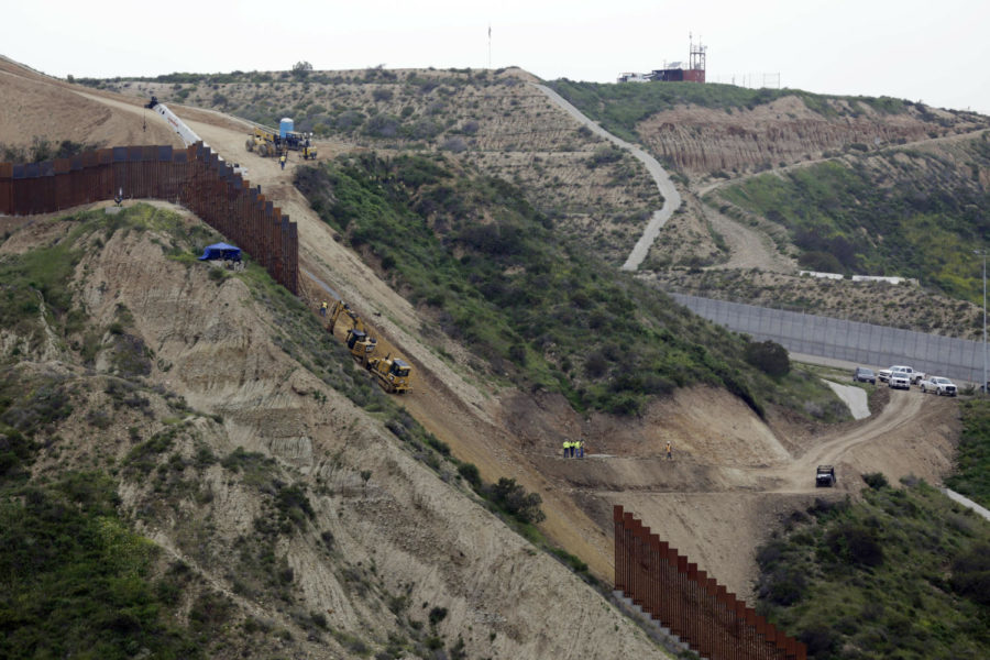 The ongoing border wall saga lacks resolution
