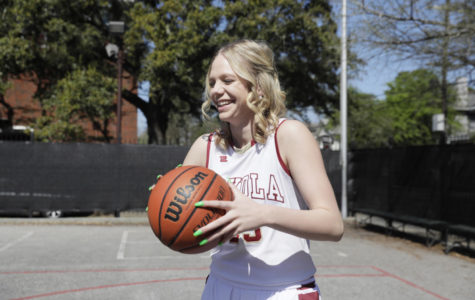 Megan Worry reflects on historic career at Loyola