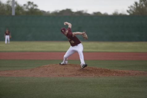 Loyola finds victory on the mound versus Stillman College