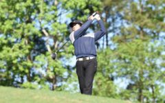 Freshman Chong Li Lee was named to the All-Conference, All-Freshman and Champions of Character Teams. In all, the golf program earned 15 conference awards. Photo credit: Loyola University New Orleans