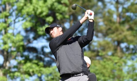 Mass communication senior Ryan Hicks finished the conference tournament tied for 18th. Loyola placed fifth overall. Photo credit: Loyola New Orleans Athletics