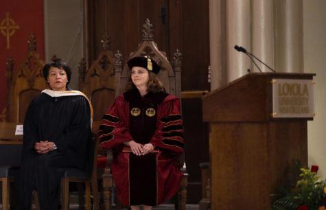 Loyola launches Women's Leadership Academy