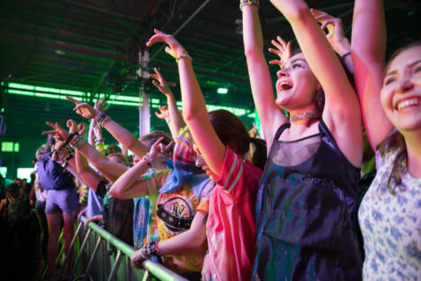 Music festivals that employ students provide valuable experience
