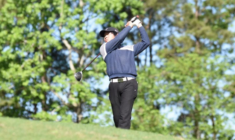 Sophomore Chong Li Lee was named to the All-Conference, All-Freshman and Champions of Character Teams last season. In all, the golf program earned 15 conference awards. Photo credit: Loyola University New Orleans