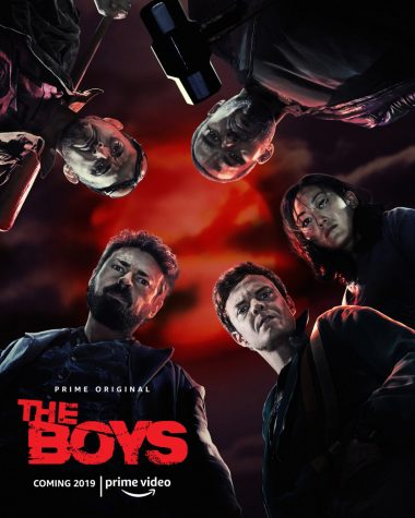 Review: 'The Boys' takes superheroes R-rated