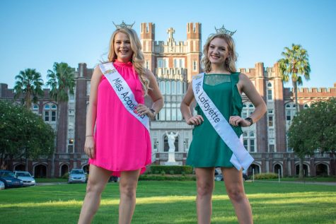 Miss Congeniality: Loyola sister queens shine on stage and on campus