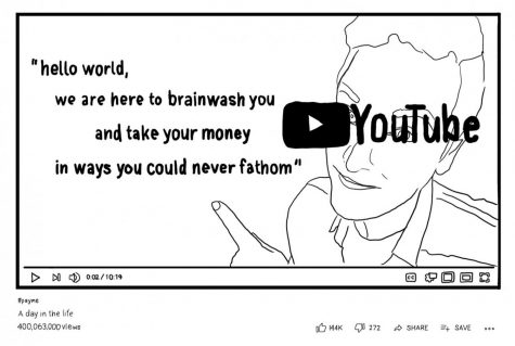 YouTubers don't earn their money