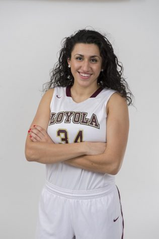 Loyola names a new Assistant Athletic Director