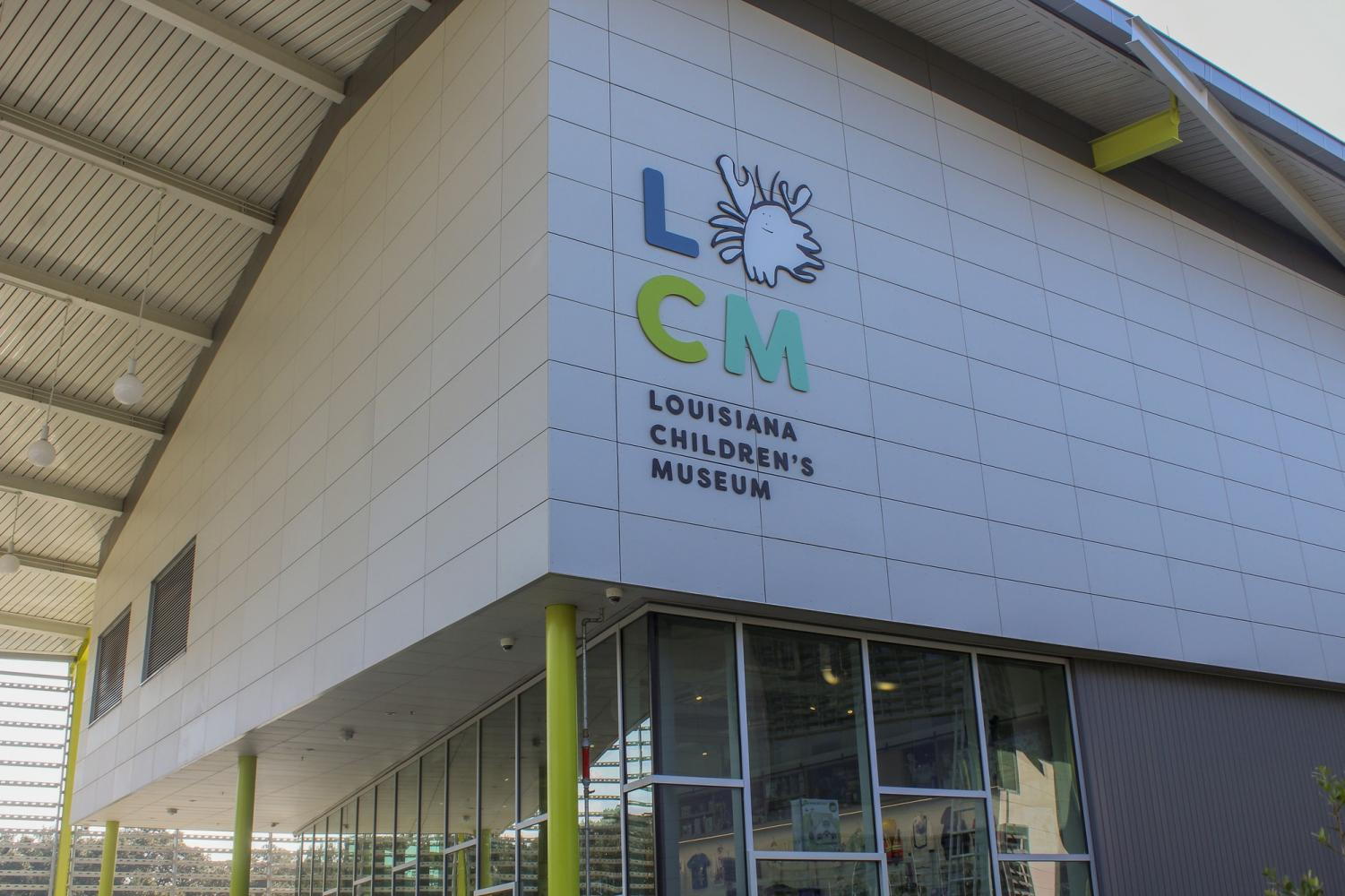 The Louisiana Children's Museum now occupies a new building in New Orleans City Park. The environmentally-conscious building cost $47.5 million.