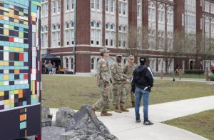 Commercial filming project on campus sparks strong reaction after reports of simulated gunshots