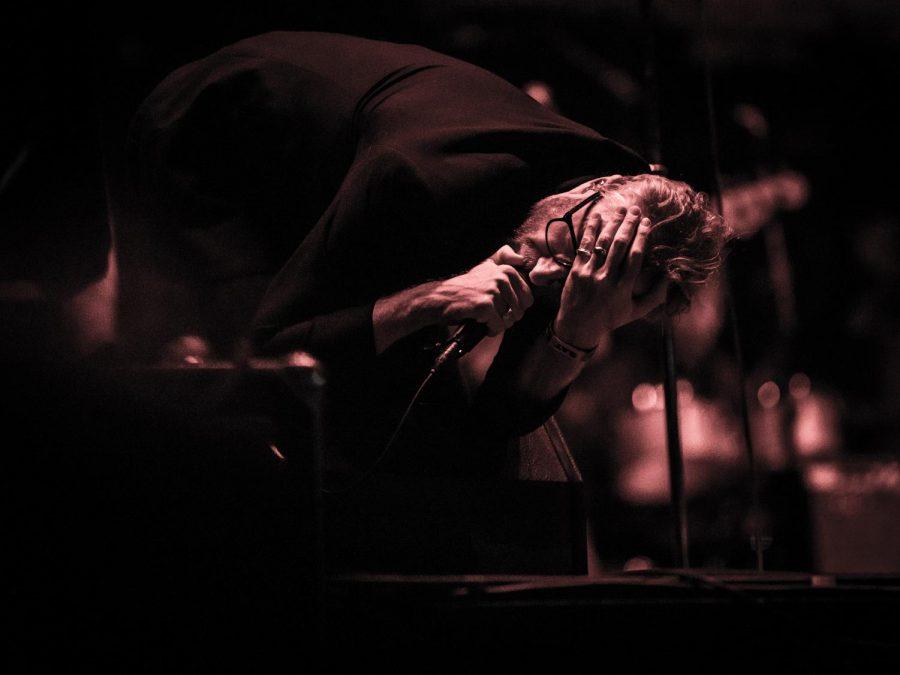 Matt+Berninger+of+The+National+performs+at+Voodoo+Saturday%2C+October+26.+