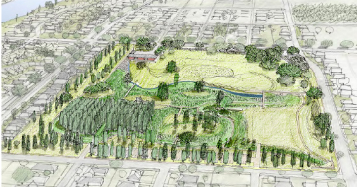 The city was granted 25 acres of green space in Gentilly to create the Mirabeau Water Garden, which is set to open in the summer of 2020. The gardens were created to educate the public on water conservation and other eco-friendly practices. Courtesy city of New Orleans.