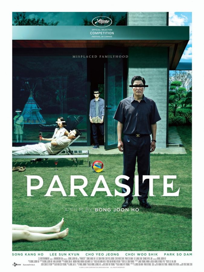 """Review: """"Parasite"""" is a brilliant, """"metaphorical"""" take on class divisions"""