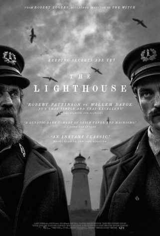 """The Lighthouse"" beams toward isolation with manic abandon"