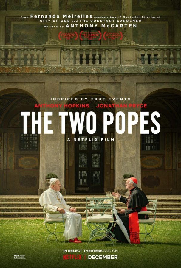 """""""The Two Popes"""" is an entertaining conversation"""