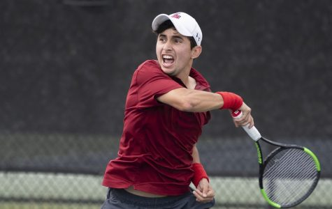 Tennis finds talent abroad