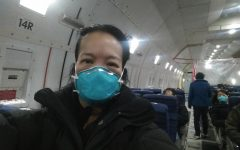Coronavirus outbreak leaves law professor in quarantine