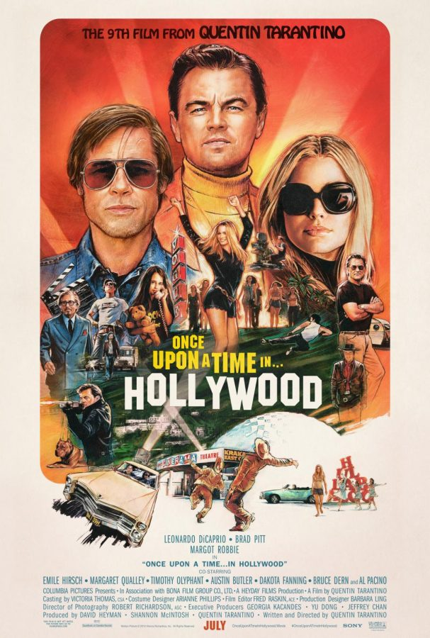 """Review: """"Once Upon a Time…in Hollywood"""" is a wildly entertaining trip through '60s Tinseltown"""