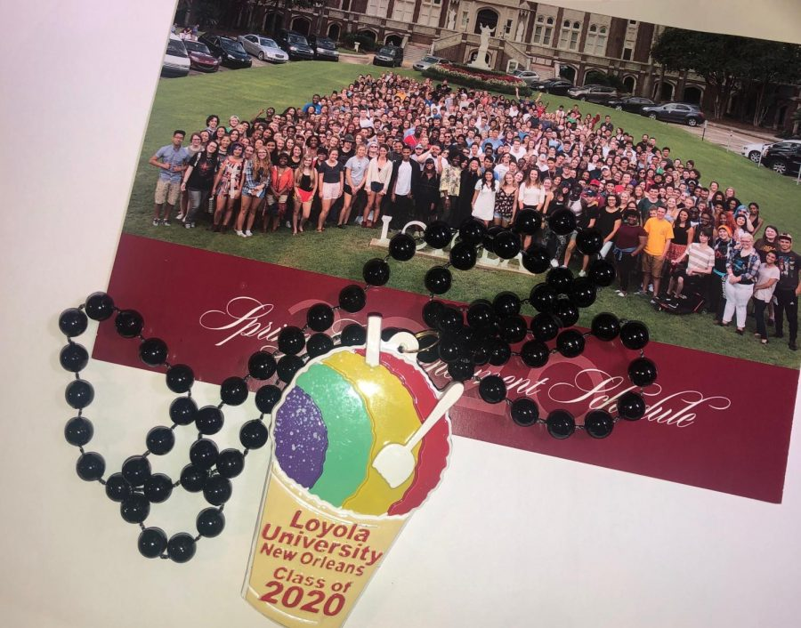 Opinion: A letter to the Loyola Class of 2020