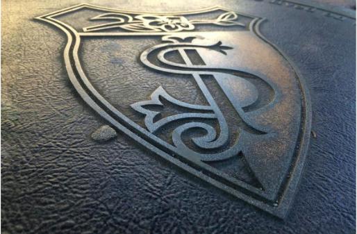 The St. Joseph's Academy insignia