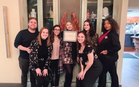 Students, alumni win public relations awards