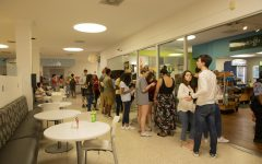 Students rush to spend Wolf Bucks amid class cancellations