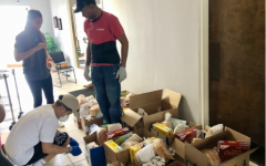 Navigation to Story: Celebration Church gives back during pandemic