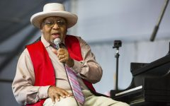 Navigation to Story: Jazz icon Ellis Marsalis dead at 85 fighting COVID-19